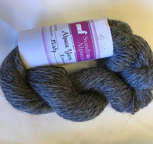 Misty yarn