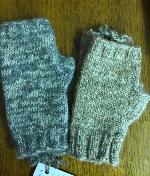 tweedy mitts