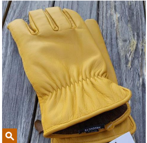 Gloves – Leather